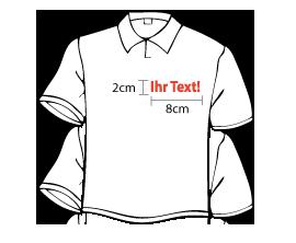 Tshirt Druck Text